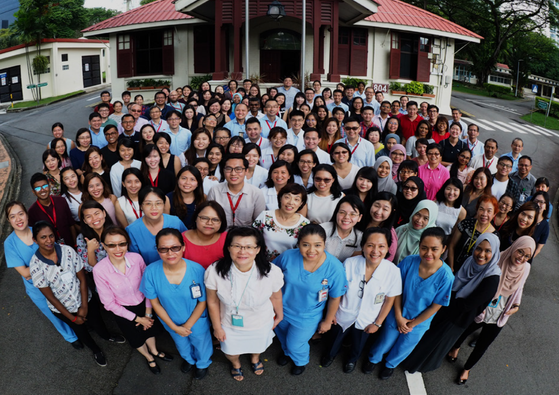 Careers - National Centre for Infectious Diseases